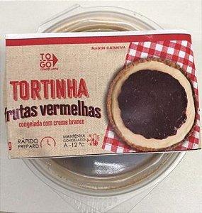 Tortinha de Frutas Vermelhas 100g