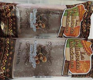 Paleta Premium Chocolate Suíço com Avelã