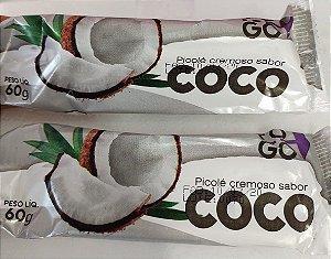 Picolé Cremoso Coco