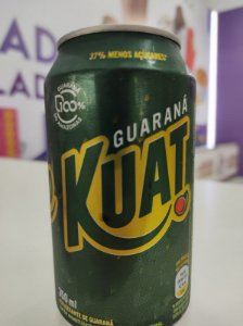 Guaraná Kuat 350ml