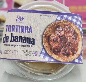 Tortinha de Banana 100g