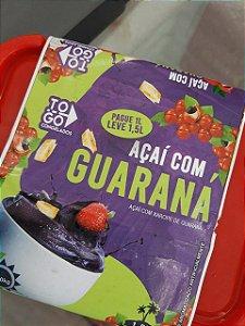 Açaí com Guaraná 1,5 litros