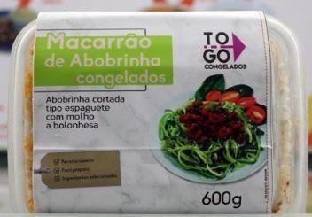 Promoção MACARRÃO ABOBRINHA PAGUE 2 LEVE 4
