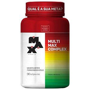 Multimax Complex Pote com 90 Cápsulas