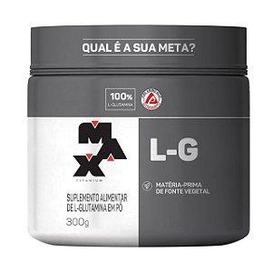 Glutamina L-G Pote 300g
