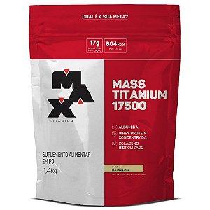 Mass Titanium  17500 1,4KG