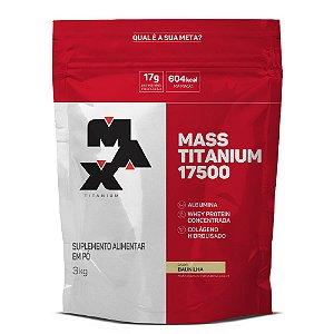 Mass Titanium  17500 3KG