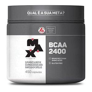 BCAA 2400 pote com 450 capsulas