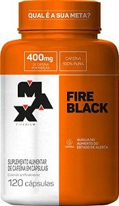 Fire Black 120 Caps