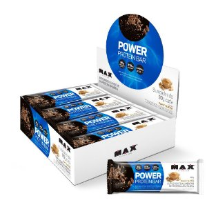POWER PROTEIN BAR  8 UN DE 90G - PEANUT BUTTER