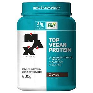 Top Vegan Protein 600g  ZERO LACTOSE