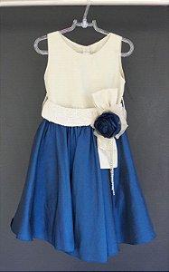 Vestido festa - Luisa Peixe 4 anos
