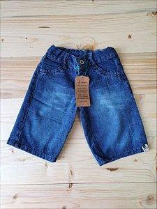 Bermuda jeans Lean 2 anos