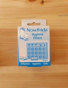 Filtro higiênico (refil) 20 pçs - Nosefrida