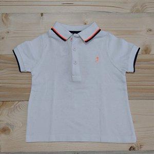 Camiseta polo - Jacadi paris 12 meses