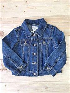 Jaqueta jeans - Est. 1989 Place 2-3 anos