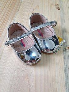 Sapatinho prata - Molekinha nº 14