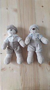 Kit 2 ursos pequenos