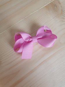 Laço rosa claro