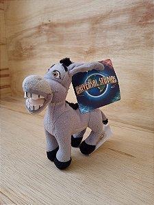 Brinquedo pelúcia burrinho Sherek - Universal Studios