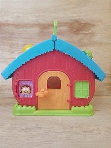 Brinquedo interativo casa da Chapeuzinho - Elka