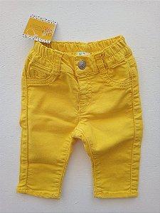 Calça jeans amarela - Benetton RN
