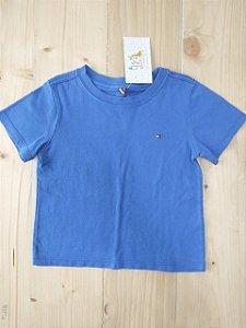 Camiseta manga curta azul - TommyHilfiger 2 anos