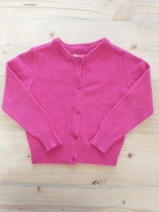 Casaco linha pink - Baby Way 12-18 meses