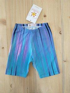 NOVO Shorts estampado - Picutuca 12 meses