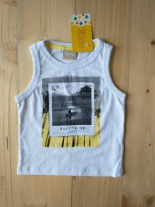 Camiseta regata - Milon 9 meses
