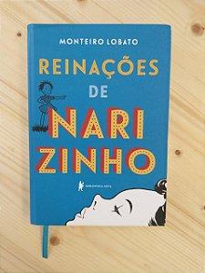 Livro - Reinações de Narizinho - Monteiro Lobato