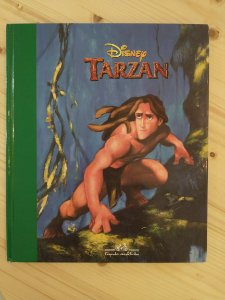Livro - Tarzan - Disney