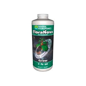 Fertilizante Floranova Grow 7-4-10 946ml - General Hydroponics