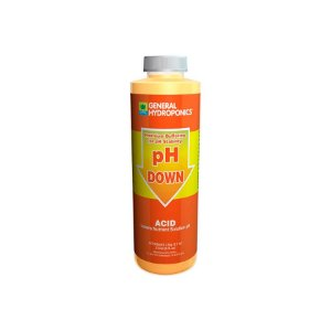 PH DOWN 237ml - Regulador de pH General Hydroponics