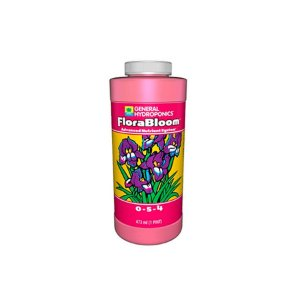 Fertilizante FloraBloom 0-5-4 473ml - General Hydroponics