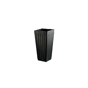 Vaso / Embalagem para muda 07 litros Preto - Nutriplan