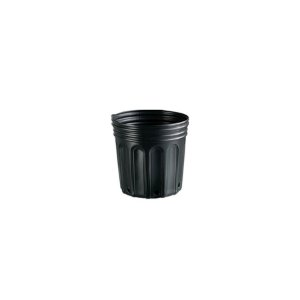 Vaso / Embalagem para muda 05 litros Preto - Nutriplan