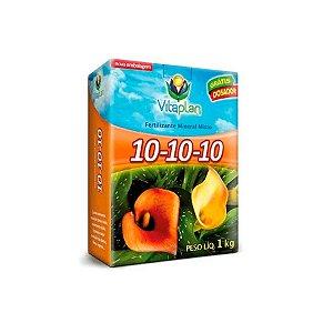 Fertilizante 10.10.10 – 1 Kg - Vitaplan