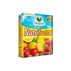 Fertilizante Nutrifrutas – 500 g - Vitaplan