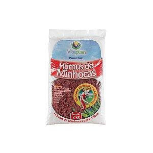 Húmus de Minhocas – 2 Kg