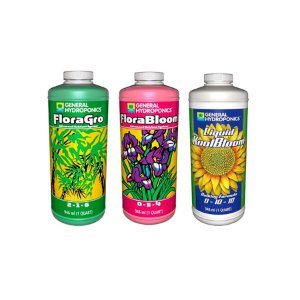 Kit FloraGro, FloraBloom, Liquid KoolBloom 946ml