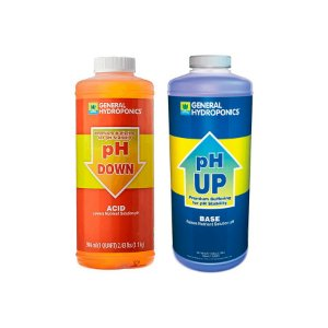 Kit pH Up e Down 946ml - General Hydroponics