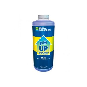 Ph Up 946ml  Regulador De Ph General Hydroponics