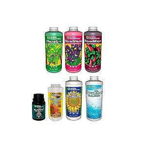 Kit Floraseries Simple Program - General Hydroponics