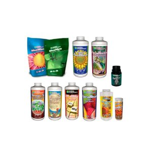 Kit Completo Maxiseries Expert Program - General Hydroponics