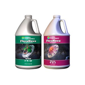 Kit FloraNova  - Grow + Bloom 3,79l - General Hydroponics