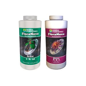 Kit FloraNova - Grow + Bloom 473ml - General Hydroponics