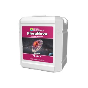 Fertilizante Liquido Floranova Bloom 4-8-7 9,47L - General Hydroponics