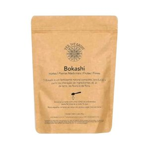 Bokashi Sólido Orgânico 250g - Yes, We Grow