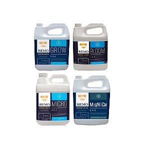 Kit Easy Grow 4x250ml - Remo Nutrients